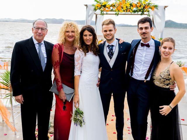 La boda de Marta y Ivan en La Manga Del Mar Menor, Murcia 194