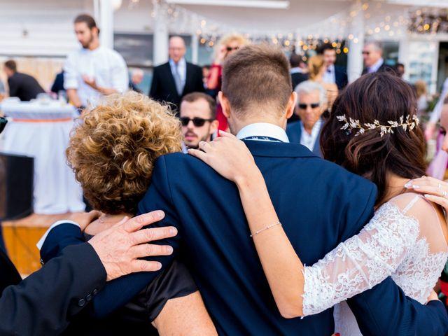 La boda de Marta y Ivan en La Manga Del Mar Menor, Murcia 198