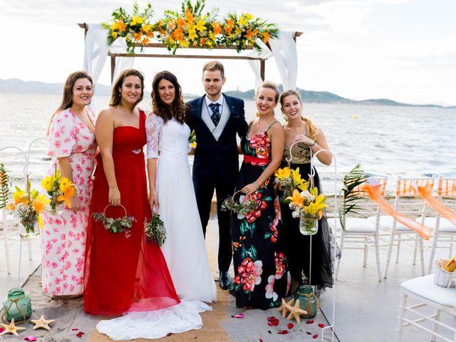 La boda de Marta y Ivan en La Manga Del Mar Menor, Murcia 201