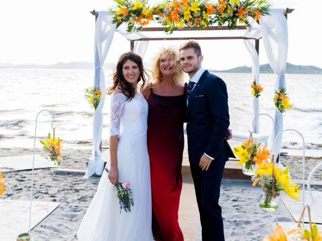 La boda de Marta y Ivan en La Manga Del Mar Menor, Murcia 206