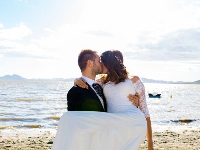 La boda de Marta y Ivan en La Manga Del Mar Menor, Murcia 213