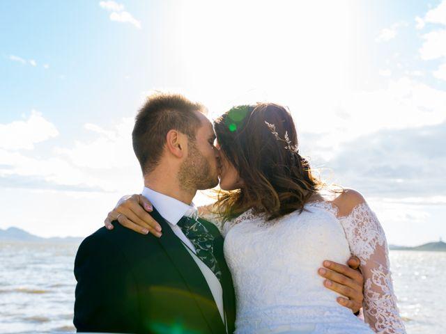 La boda de Marta y Ivan en La Manga Del Mar Menor, Murcia 214