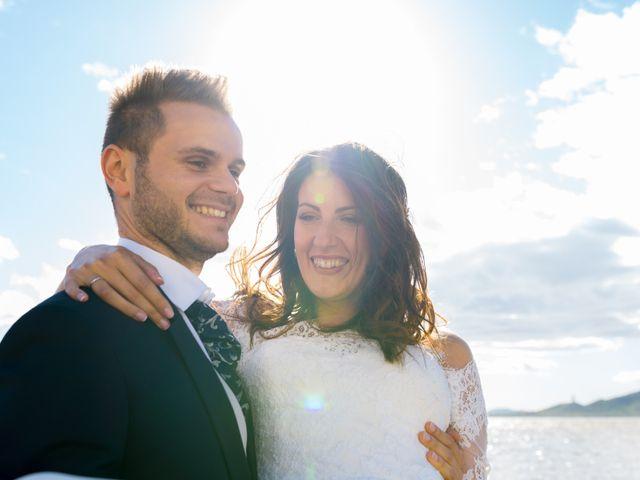 La boda de Marta y Ivan en La Manga Del Mar Menor, Murcia 215