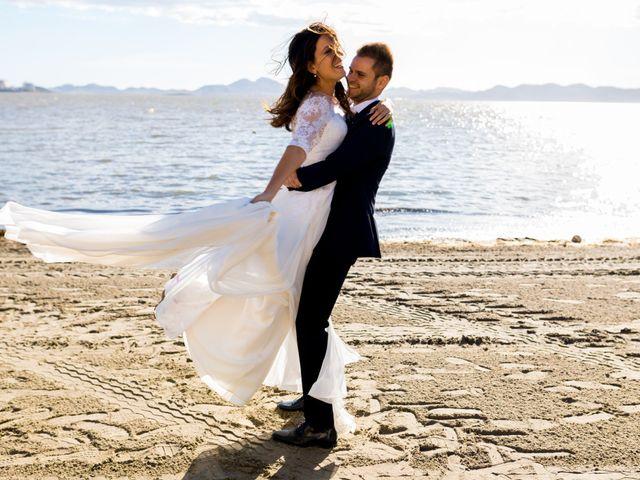 La boda de Marta y Ivan en La Manga Del Mar Menor, Murcia 226