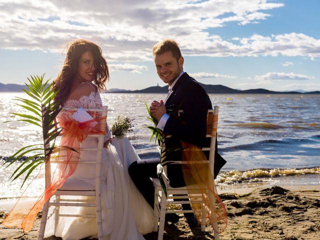 La boda de Marta y Ivan en La Manga Del Mar Menor, Murcia 231