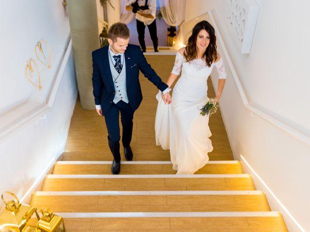 La boda de Marta y Ivan en La Manga Del Mar Menor, Murcia 234