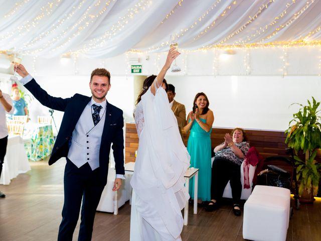 La boda de Marta y Ivan en La Manga Del Mar Menor, Murcia 236