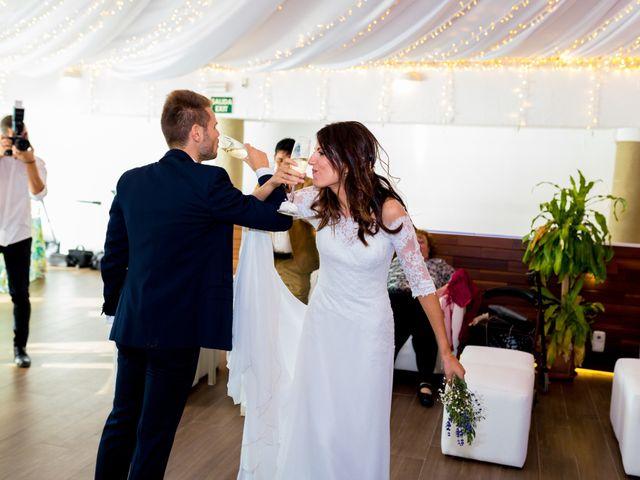 La boda de Marta y Ivan en La Manga Del Mar Menor, Murcia 237