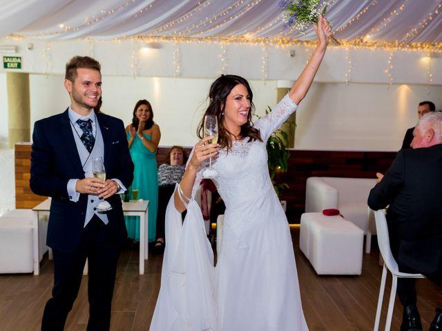 La boda de Marta y Ivan en La Manga Del Mar Menor, Murcia 238