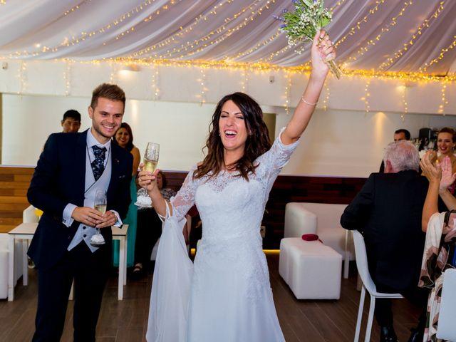 La boda de Marta y Ivan en La Manga Del Mar Menor, Murcia 239