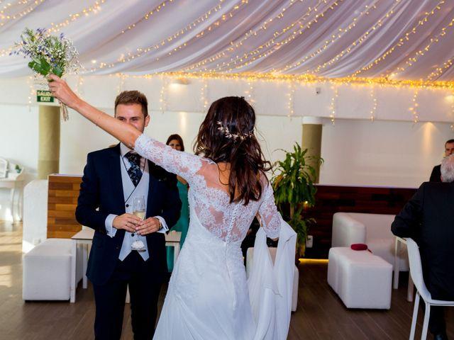La boda de Marta y Ivan en La Manga Del Mar Menor, Murcia 240