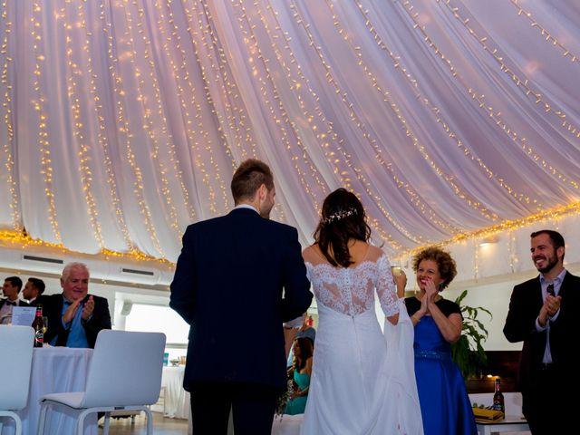 La boda de Marta y Ivan en La Manga Del Mar Menor, Murcia 243
