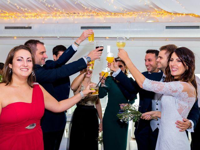 La boda de Marta y Ivan en La Manga Del Mar Menor, Murcia 245
