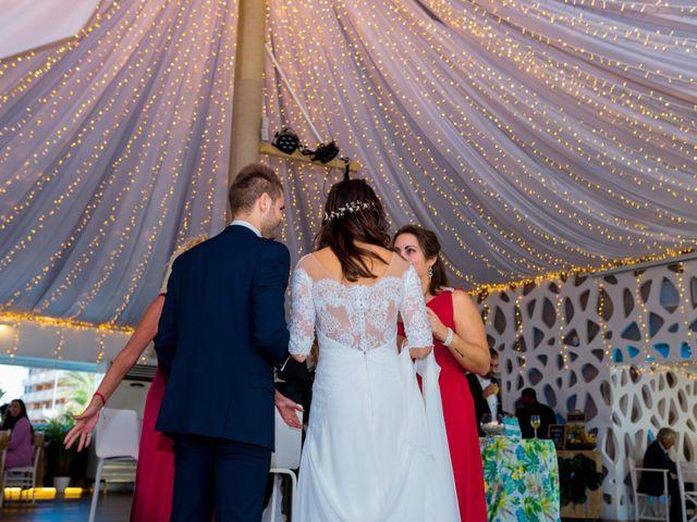 La boda de Marta y Ivan en La Manga Del Mar Menor, Murcia 246