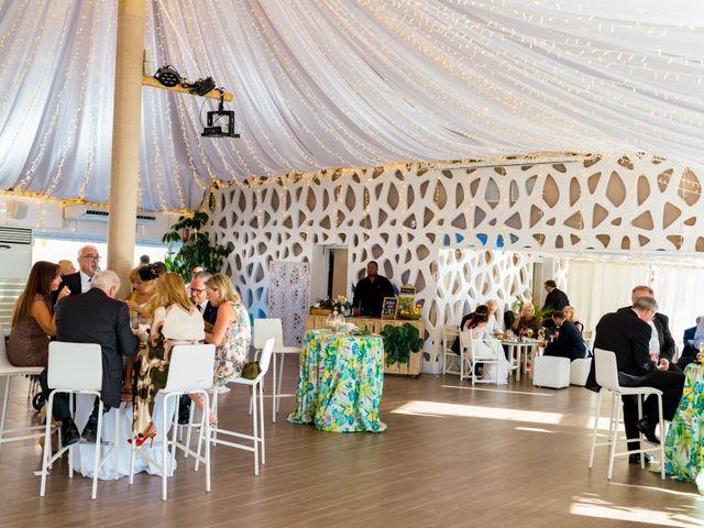 La boda de Marta y Ivan en La Manga Del Mar Menor, Murcia 249