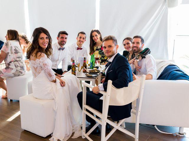 La boda de Marta y Ivan en La Manga Del Mar Menor, Murcia 250