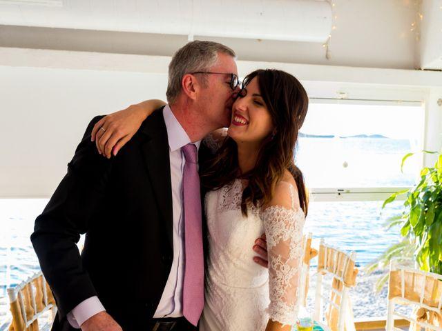 La boda de Marta y Ivan en La Manga Del Mar Menor, Murcia 251