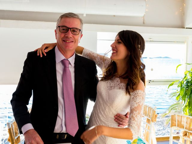 La boda de Marta y Ivan en La Manga Del Mar Menor, Murcia 252