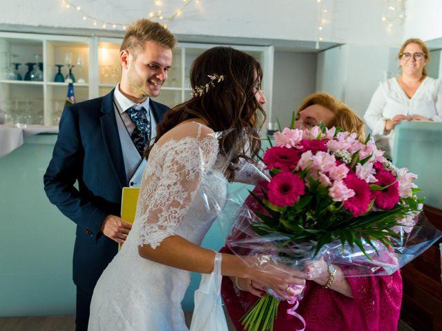 La boda de Marta y Ivan en La Manga Del Mar Menor, Murcia 253