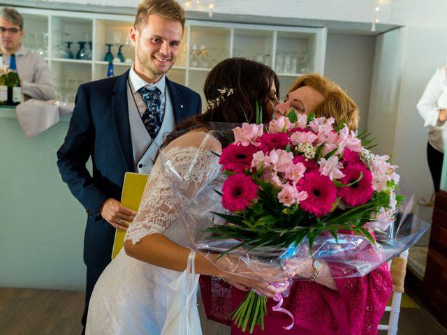 La boda de Marta y Ivan en La Manga Del Mar Menor, Murcia 254