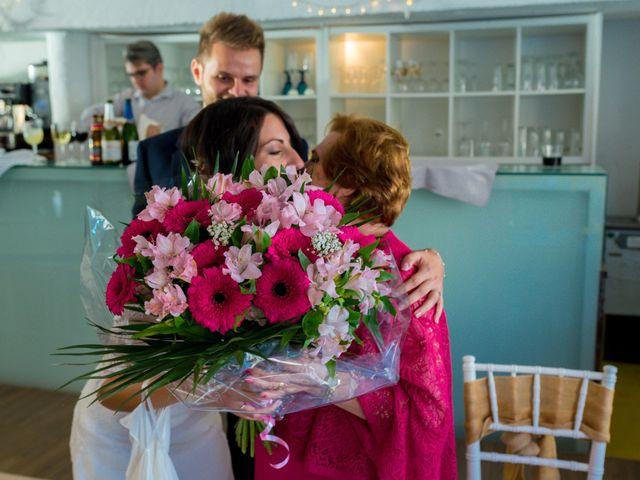 La boda de Marta y Ivan en La Manga Del Mar Menor, Murcia 255