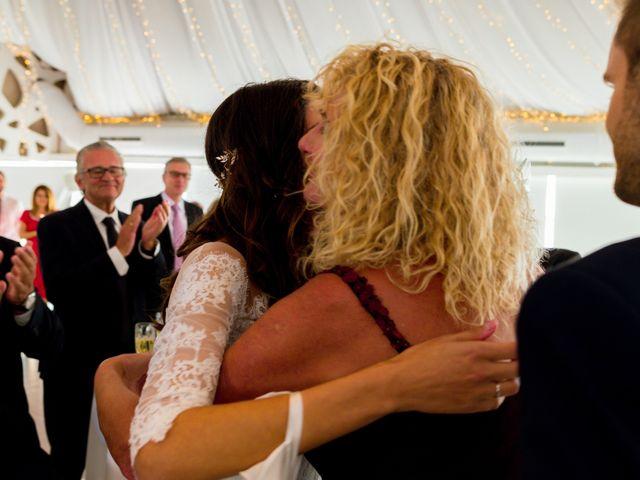 La boda de Marta y Ivan en La Manga Del Mar Menor, Murcia 261