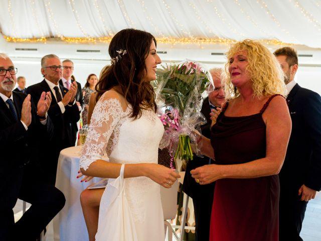La boda de Marta y Ivan en La Manga Del Mar Menor, Murcia 262