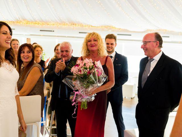 La boda de Marta y Ivan en La Manga Del Mar Menor, Murcia 263