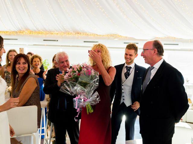 La boda de Marta y Ivan en La Manga Del Mar Menor, Murcia 265