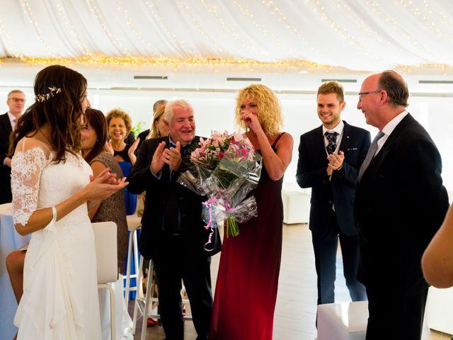 La boda de Marta y Ivan en La Manga Del Mar Menor, Murcia 266