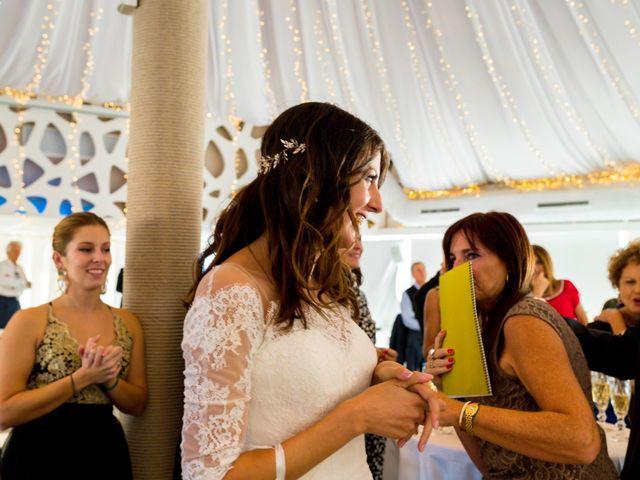 La boda de Marta y Ivan en La Manga Del Mar Menor, Murcia 267