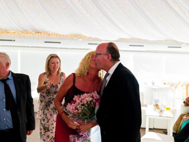 La boda de Marta y Ivan en La Manga Del Mar Menor, Murcia 268