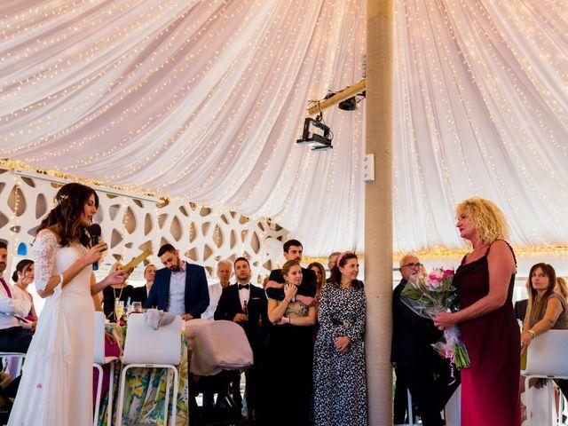 La boda de Marta y Ivan en La Manga Del Mar Menor, Murcia 270