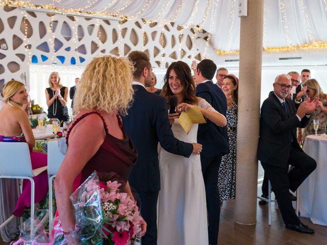 La boda de Marta y Ivan en La Manga Del Mar Menor, Murcia 275