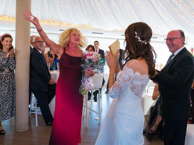 La boda de Marta y Ivan en La Manga Del Mar Menor, Murcia 278