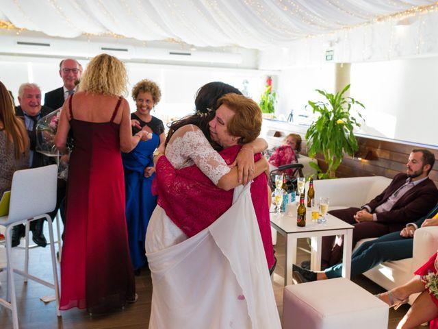 La boda de Marta y Ivan en La Manga Del Mar Menor, Murcia 279