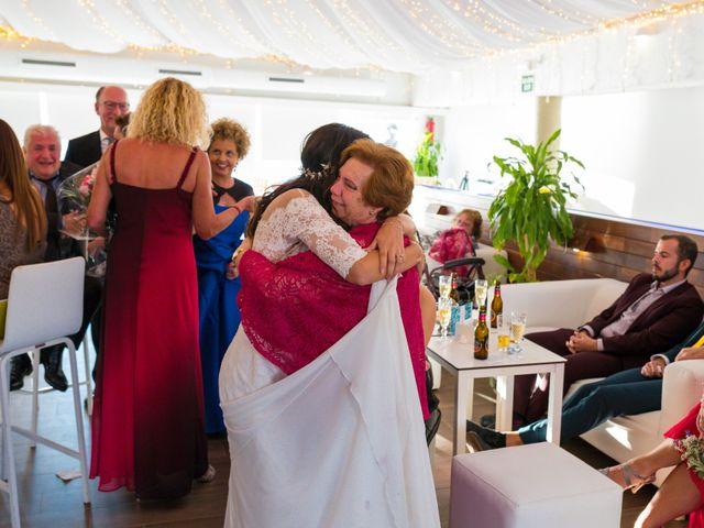 La boda de Marta y Ivan en La Manga Del Mar Menor, Murcia 280