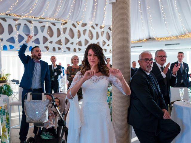 La boda de Marta y Ivan en La Manga Del Mar Menor, Murcia 284