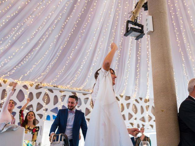 La boda de Marta y Ivan en La Manga Del Mar Menor, Murcia 287