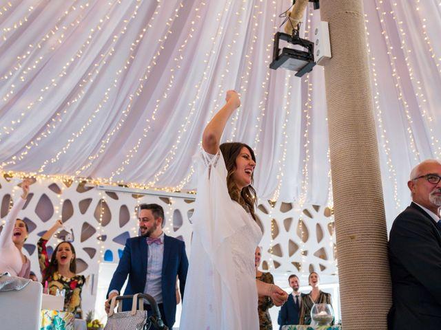 La boda de Marta y Ivan en La Manga Del Mar Menor, Murcia 288