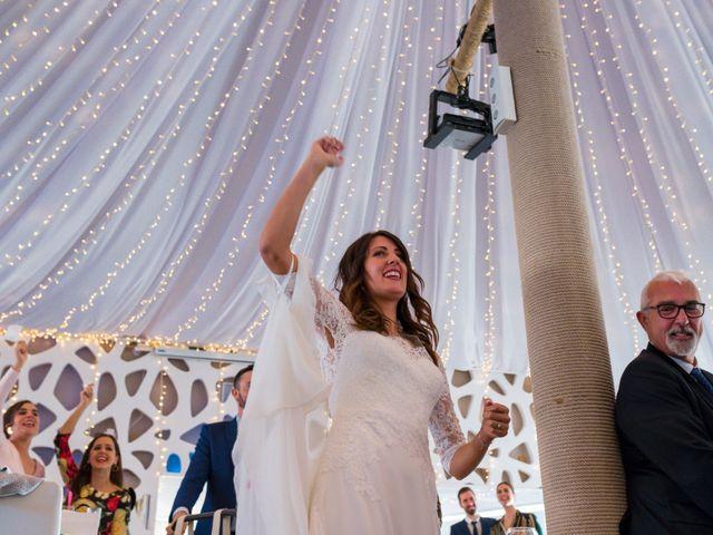 La boda de Marta y Ivan en La Manga Del Mar Menor, Murcia 289