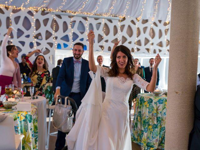 La boda de Marta y Ivan en La Manga Del Mar Menor, Murcia 291