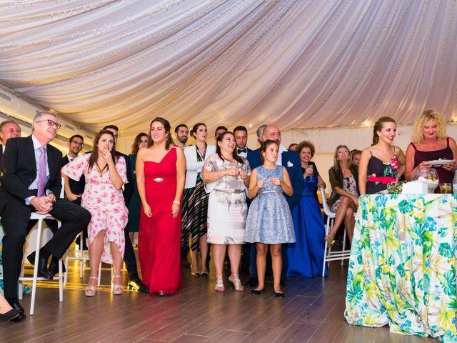 La boda de Marta y Ivan en La Manga Del Mar Menor, Murcia 293