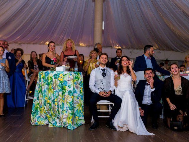 La boda de Marta y Ivan en La Manga Del Mar Menor, Murcia 294