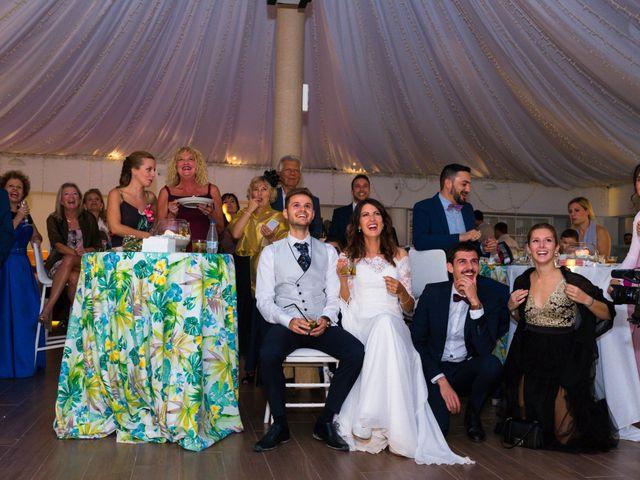 La boda de Marta y Ivan en La Manga Del Mar Menor, Murcia 295