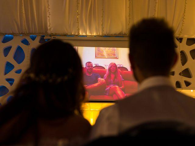 La boda de Marta y Ivan en La Manga Del Mar Menor, Murcia 296