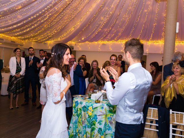 La boda de Marta y Ivan en La Manga Del Mar Menor, Murcia 299