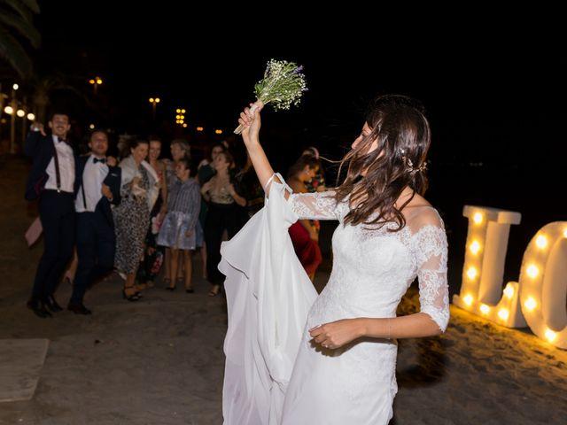 La boda de Marta y Ivan en La Manga Del Mar Menor, Murcia 304