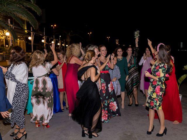 La boda de Marta y Ivan en La Manga Del Mar Menor, Murcia 306