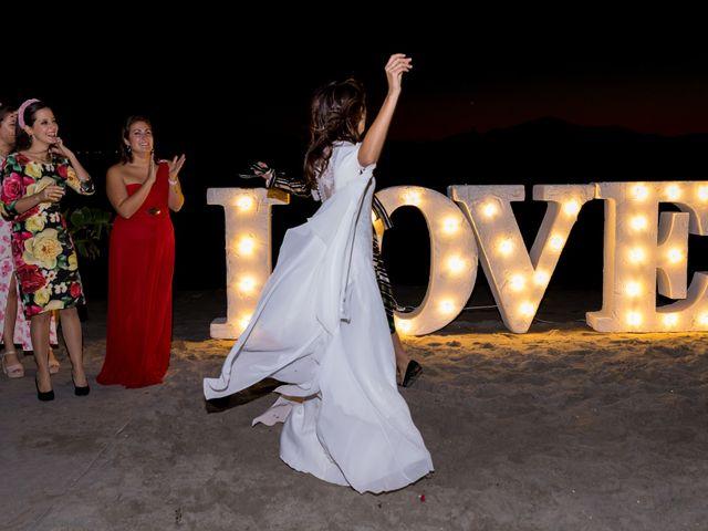 La boda de Marta y Ivan en La Manga Del Mar Menor, Murcia 307